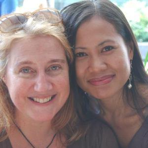 Tabatha and Clari